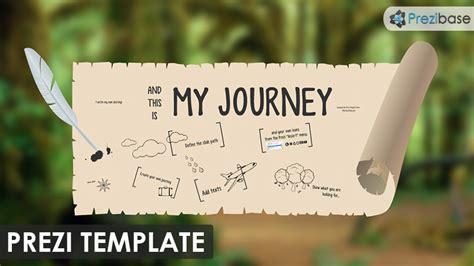 my story template my journey prezi template prezibase