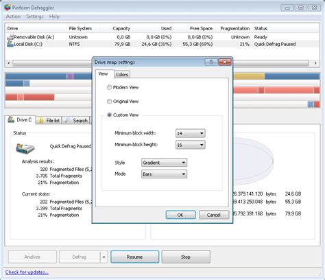 ccleaner defrag portable defraggler download