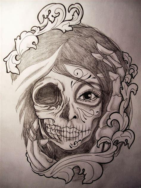 tattoo old school katrina catrinas