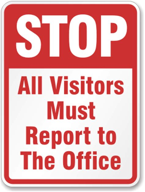 all visitors must sign in template mysecuritysigncom security signs my security sign