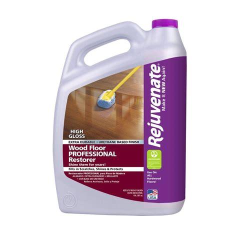 rejuvenate 128 oz professional high gloss wood floor
