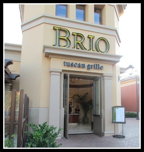 brio tuscan grill irvine brio tuscan grille fantastic food and great service