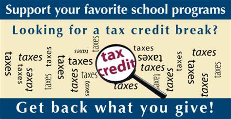 Tax Credit Form Gilbert Schools Tax Credit Ways To Donate