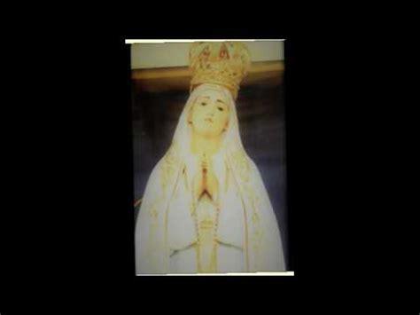 novena madonna di fatima novena alla madonna di fatima youtube