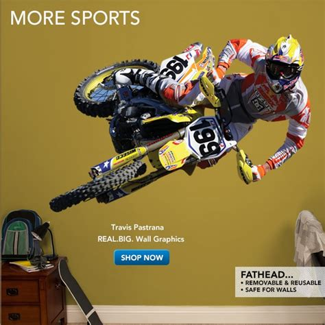 Dc Travis Pastrana Wood by 137 Best Fatheads Images On Az Cards Arizona