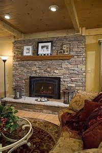 river rock fireplace refacing to reface a brick