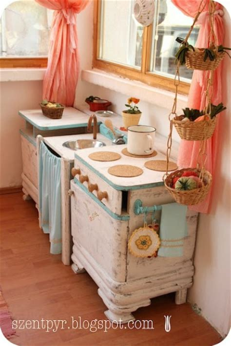 homemade play kitchen ideas 10 diy play kitchen ideas housing a forest