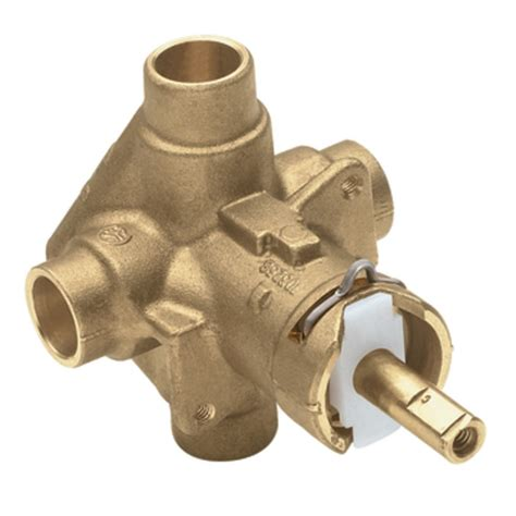 bathtub valves moen 2520 monticello positemp 1 2 inch cc valve single