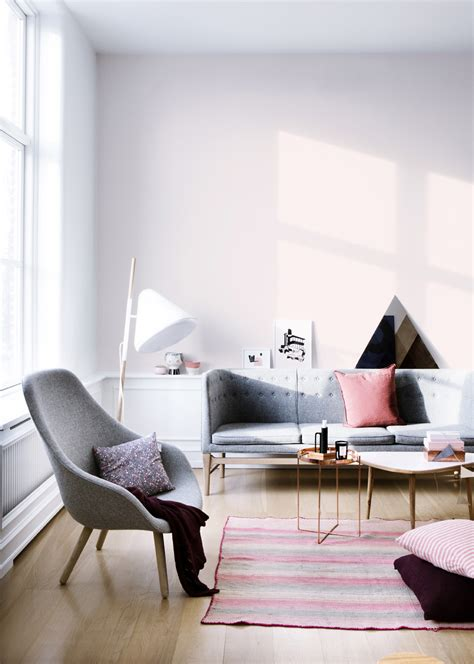 Interior Inspirations by Pale Pink Interior Inspiration Jelanie