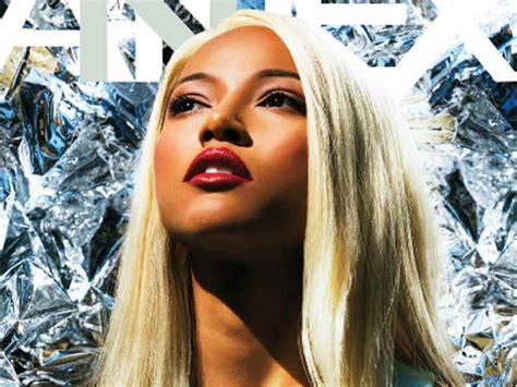 karrueche tran blonde karrueche tran for annex blonde new hair makeover for