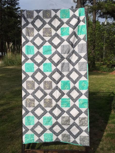 Teal Colored Quilts Best 25 Teal Quilt Ideas On Quilt Patterns