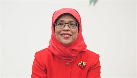 biography halimah yacob mdm halimah yacob sworn in as singapores th president