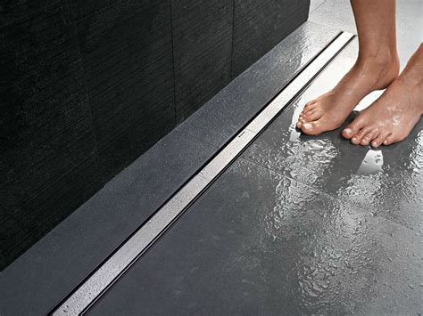 canalette scarico doccia canalette per doccia geberit cleanline scarico doccia
