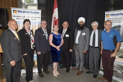 Executive Mba Simon Fraser by Cnw Weatherhaven And Simon Fraser Sign Mou To