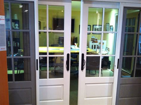 Sliding French Patio Doors With Screens The Marvin Ultimate Bi Parting Sliding French Door In Our