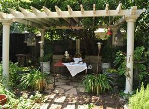 Pergola For Small Backyard by 40 Pergola Design Ideas Turn Your Garden Into A Peaceful