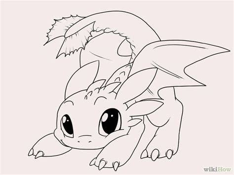 cute toothless coloring pages pictures to pin on pinterest