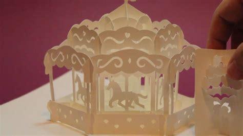 carousel pop up card template carousel pop up card