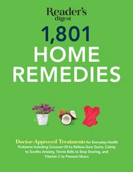 home remedies do it yourself alternative medicine books 1801 home remedies book by editors of reader s digest