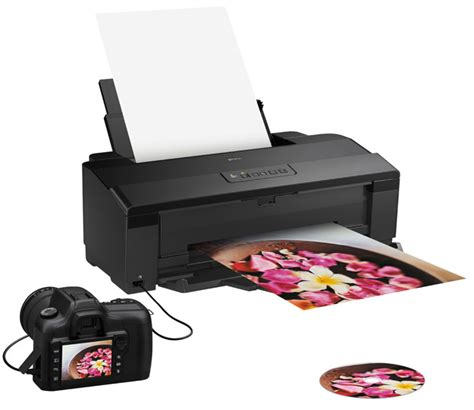 Printer Epson Foto A3 Epson Stylus Photo 1500w A3 Wireless Photo Printer