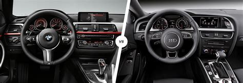 Compare Audi A4 And A5 by Bmw 4 Series Vs Audi A5 Side By Side Comparison Carwow