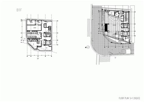 Plan Incliné Bébé 30 by Galer 237 A De Centro Cultural Y De Turismo En Asakusa Kengo