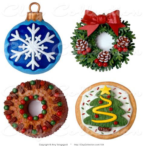 3d round ornament cookie recipe royalty free ornament stock clay designs
