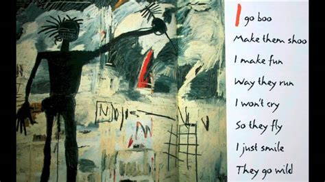 life doesnt frighten me life doesn t frighten me maya angelou jean michel basquiat youtube