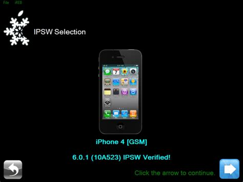 9 Iphone Windows How To Jailbreak Ios 6 And Ios 6 0 1 With Sn0wbreeze 2 9 7