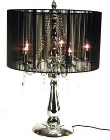 Table Chandelier Top 10 Black Chandelier Table Ls 2017 Warisan Lighting