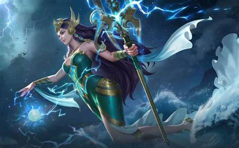 baru di mobile legend mengenal skill kadita sosok legenda indonesia baru di