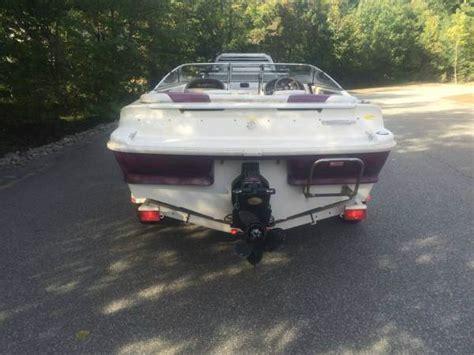glastron boats for sale in ma 1997 glastron gs 185 bowrider