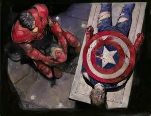 dying on the murder and in the american workplace books why captain america needs to die orrestad