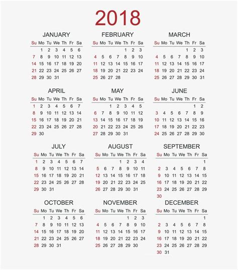 printable calendar 2018 cute printable 2018 wall calendar max calendars
