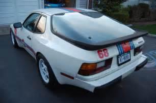 88 Porsche 944 For Sale 1988 Porsche 944 Martini Replica For Sale Photos