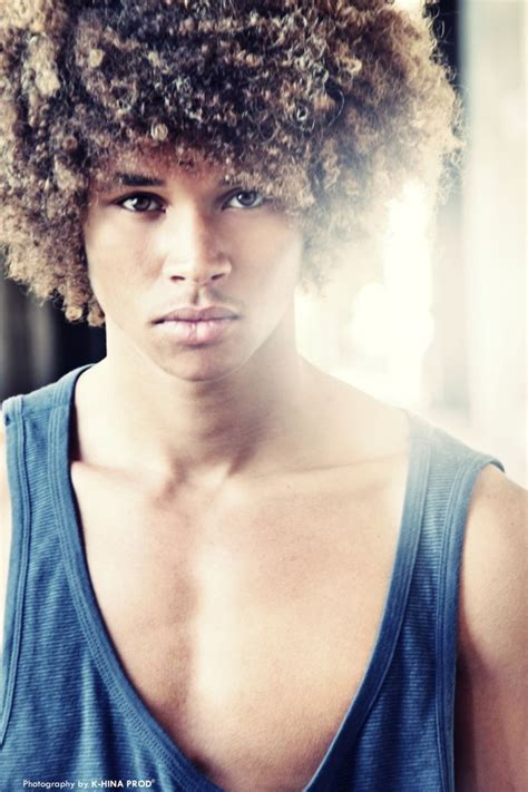 styling big afro 135 best images about curly guys on pinterest