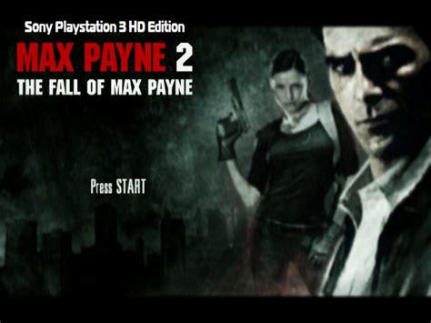 Max Payne 3 Ps3 max payne 2 ps3 hd edition mod mod db