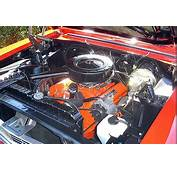 Nova Engine Options 1967