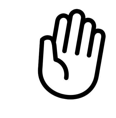 pleasing animated hand waving graphics for www