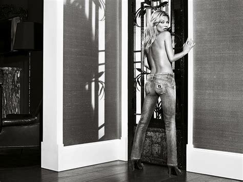 The Rise Of Dandy Kate Moss Gwen Stefani by Kate Moss For Liu Jo Denimology