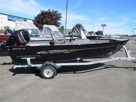 lund boats mount vernon wa lund 1625 fury xl new and used boats for sale
