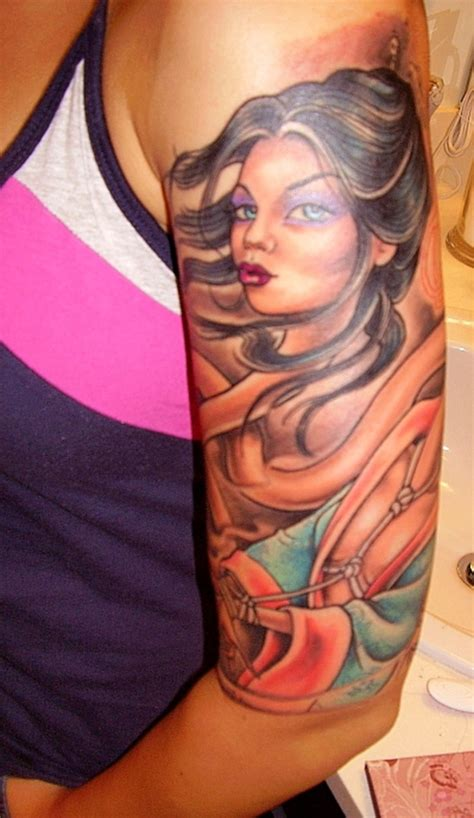 tattoo on my arm is swollen imaginative rokurokubi tattoo inspiration by hannah