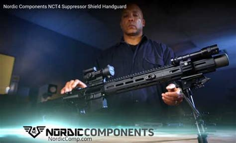nordic components nct4 revolutionary ar 15 suppressor