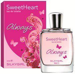 Parfum Silkygirl series sweetheart always silkygirl