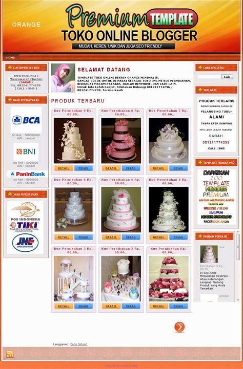 template toko online lokomedia woo tekh wootekh pt woo tekh indonesia woo tekh