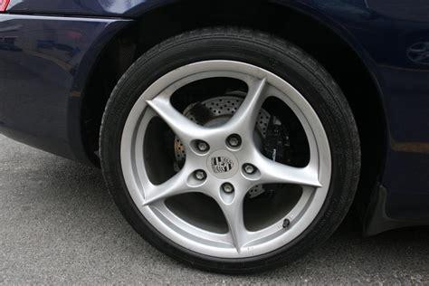 oem 5 spoke light weight porsche 18 inch wheels for sale