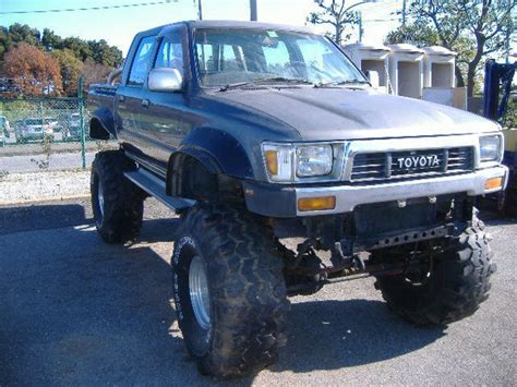 Toyota Hilux 1989 Model 1989 Toyota Hilux Up Pictures For Sale