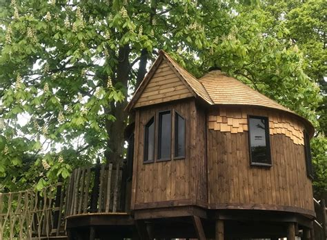backyard treehouse plans treehouses high life treehouses