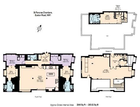 st thomas suites floor plan penthouse in gothic london loftenberg