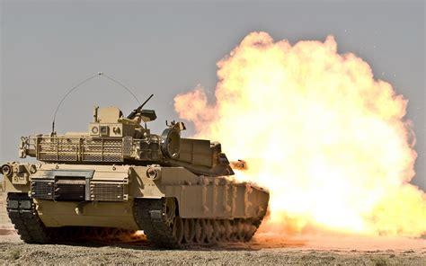 Abrams Tank Wallpaper